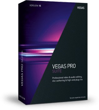 Magix Vegas Pro 15 Suite, ESD (deutsch) (PC)