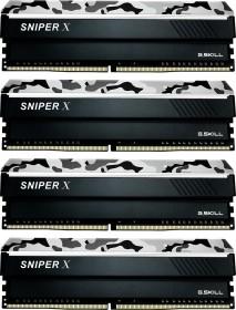 G.Skill SniperX Urban Camouflage DIMM Kit 32GB, DDR4-3200, CL16-18-18-38 (F4-3200C16Q-32GSXWB)