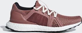 adidas Ultra Boost raw pink/coffee rose/core black (Damen) (AC7565)