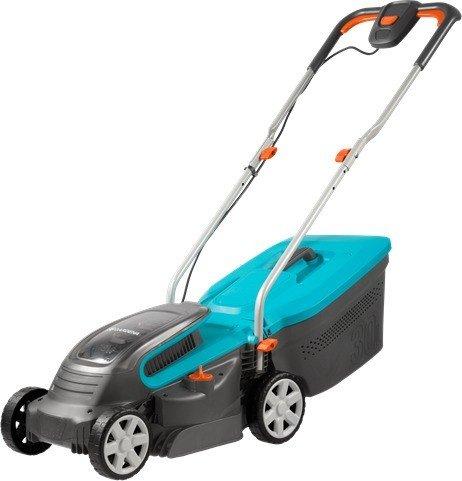 Gardena PowerMax Li-18/32 cordless lawn mower incl. 2 Batteries 2.6Ah (5039-20)