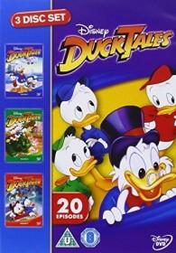 Ducktales - Geschichten aus Entenhausen Vol. 1 (DVD)