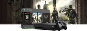 Microsoft Xbox One X - 1TB Tom Clancy's The Division 2 Bundle schwarz