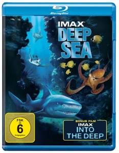 IMAX: Deep Sea/Into The Deep (Blu-ray)