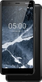 Nokia 5.1 Single-SIM 16GB schwarz