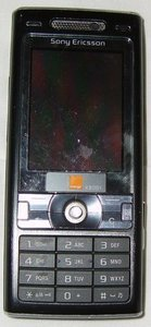 Sony Ericsson K800i -- © bepixelung.org