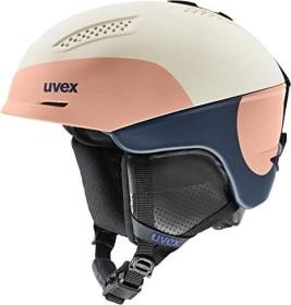 UVEX Ultra Helm weiß/schwarz