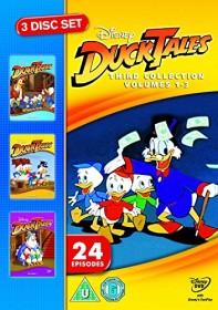 Ducktales - Geschichten aus Entenhausen Vol. 3 (DVD)
