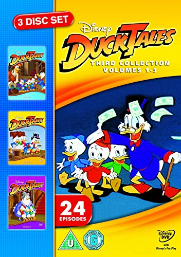Ducktales - Geschichten aus Entenhausen Vol. 3 -- via Amazon Partnerprogramm