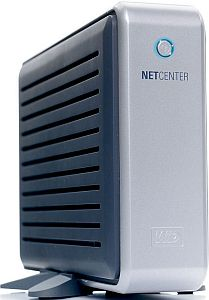 Western Digital Essential NetCenter 320GB, LAN (WDXE3200JB)