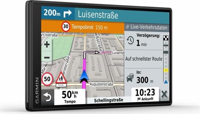 Garmin DriveSmart 55 MT-S EU (010-02037-12)