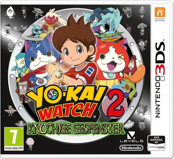 Yo-Kai Watch 2: Knochige Gespenster (3DS)