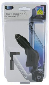 Logic3 Car Charger (PSP) (PSP522)