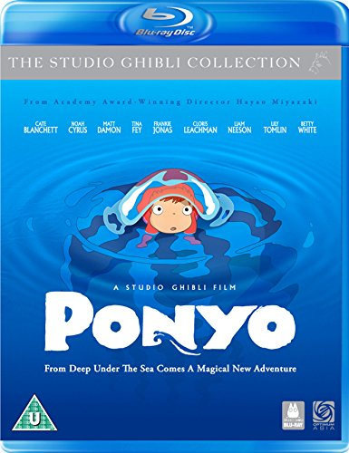 Ponyo (Blu-ray) (UK) -- via Amazon Partnerprogramm