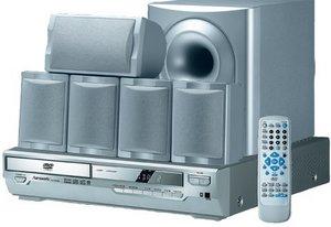 Hanseatic DVD-AVR630 silver