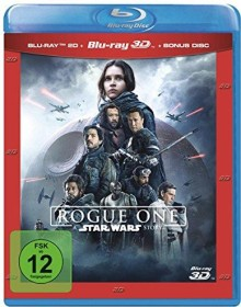 Rogue One: A Star Wars Story (3D) (Blu-ray)