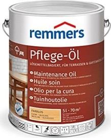 Remmers Pflege-Öl Holzschutzmittel farblos, 5l (2652-05)