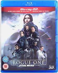 Rogue One: A Star Wars Story (3D) (Blu-ray) (UK)