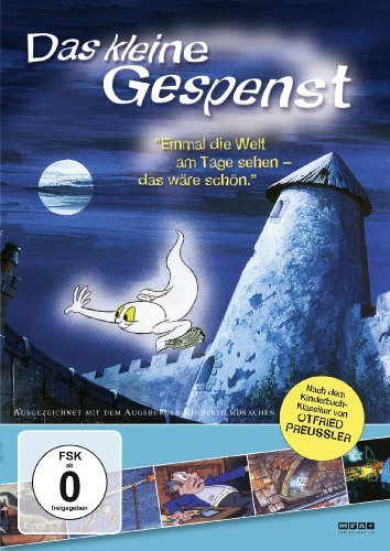 Das kleine Gespenst  -- via Amazon Partnerprogramm