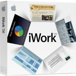 Apple: iWork '08 (English) (MAC) (MA790Z/A)
