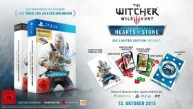 The Witcher 3: Wild Hunt - Hearts of Stone - Limited Edition (Add-on) (PS4)