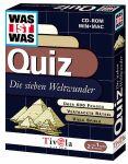 Tivola: WAS IST WAS Quiz 3: Die sieben Weltwunder (PC+MAC)