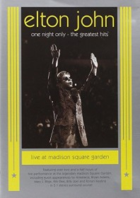 Elton John - Greatest Hits Live 1970-2002: One Night Only