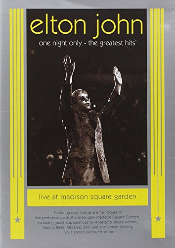 Elton John - Greatest Hits Live 1970-2002: One Night Only -- via Amazon Partnerprogramm