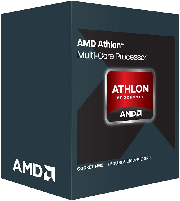 AMD Athlon II X4 750K, 4x 3.40GHz, boxed (AD750KWOHJBOX)