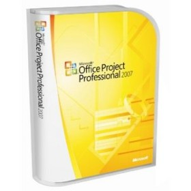 Microsoft Project 2007 Professional incl. 1 User CAL (English) (PC) (H30-01854)