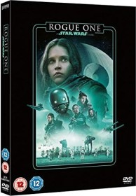 Rogue One: A Star Wars Story (DVD) (UK)