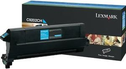 Lexmark Toner C9202CH cyan -- via Amazon Partnerprogramm