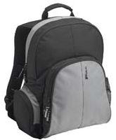 "Targus Essential Backpack 15.4"" Rucksack schwarz/grau (TSB023EU)"