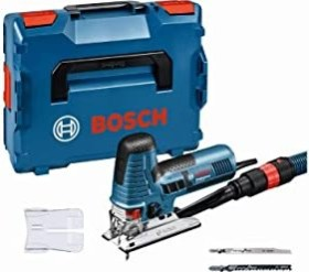 Bosch Professional GST 160 CE Elektro-Pendelhubstichsäge inkl. L-Boxx + Zubehör (0601517000)