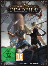 Pillars of Eternity II: Deadfire - Obsidian Edition (Download) (PC)