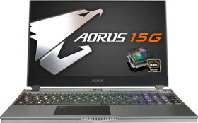 Aorus 15G YB-8DE6150MH, Core i7-10875H, 16GB RAM, 1TB SSD, Windows 10 Pro