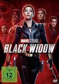Black Widow (2021) (DVD)