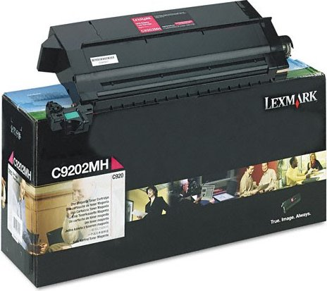 Lexmark Toner C9202MH magenta -- via Amazon Partnerprogramm