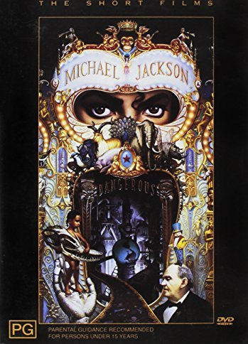Michael Jackson - Dangerous, The Short Films -- via Amazon Partnerprogramm