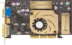 Chaintech A-GX21, GeForce4 Ti4200 8X, 128MB DDR, DVI, VIVO, TV-out, Spielebundle, AGP