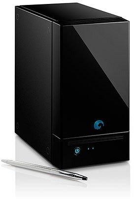 Seagate BlackArmor NAS 220 4TB, 1x Gb LAN (ST340005LSD10G-RK)