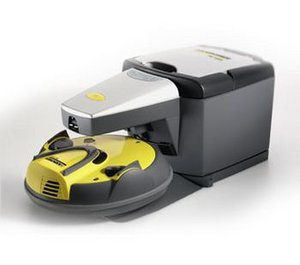 Kärcher RC3000 RoboCleaner cleaning robot