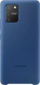 Samsung Silicone Cover für Galaxy S10 Lite blau (EF-PG770TLEGEU)