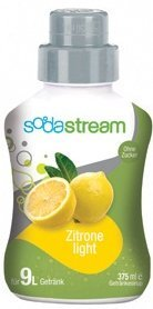 SodaStream lemon Light, 500ml syrup