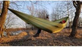 Bushmen ZEN Hammock hammock green