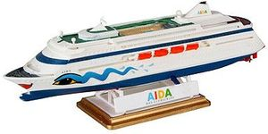 Revell Cruiser ship Aida 1:1200 (05805)