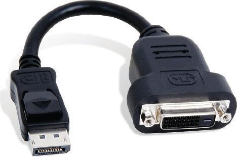Matrox DisplayPort on Single-Link DVI-D cable (CAB-DP-DVIF) -- via Amazon Partnerprogramm