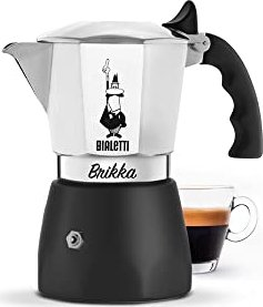 Bialetti Brikka Elite 2 Tassen Espressokanne -- via Amazon Partnerprogramm