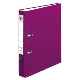 Herlitz maX.file protect Ordner A4, 5cm, brombeer (50011865)