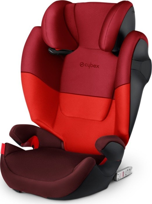 Cybex Solution M-Fix rumba red 2018/2019