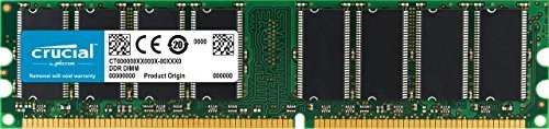 Crucial DIMM  512MB PC-3200 DDR CL3 (DDR-400) (CT6464Z40B) -- (c) DCI AG